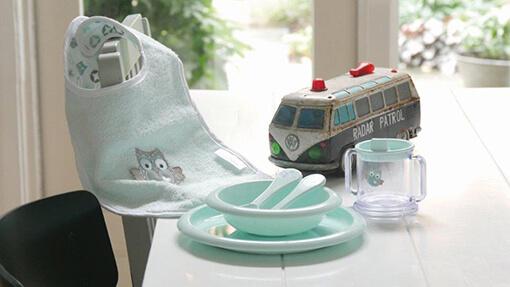 Kinder-Geschirr-Sets