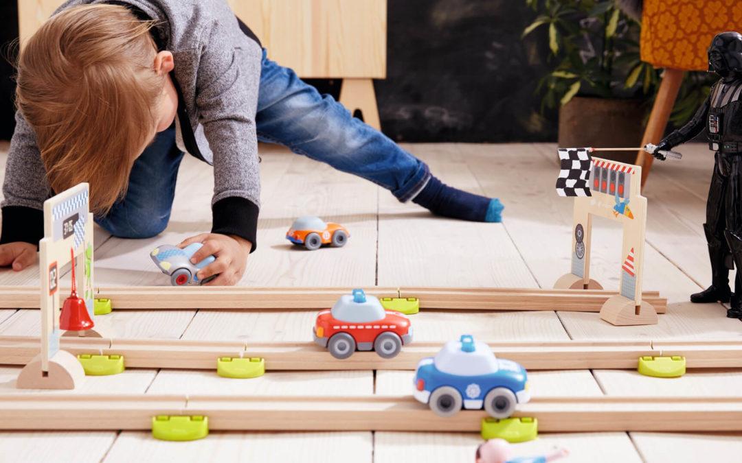 Spielsachen aus Holz