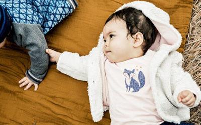 Babyjacken für Mädchen