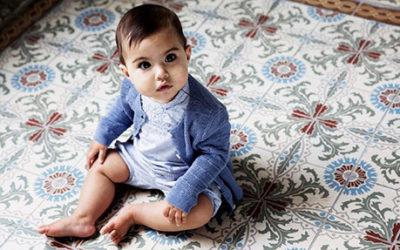 Babystrampler für Mädchen