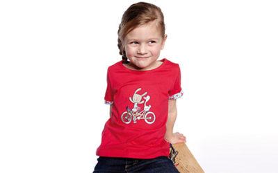 Baby T-Shirts für Mädchen
