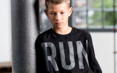 Langarm-Shirts für Jungen