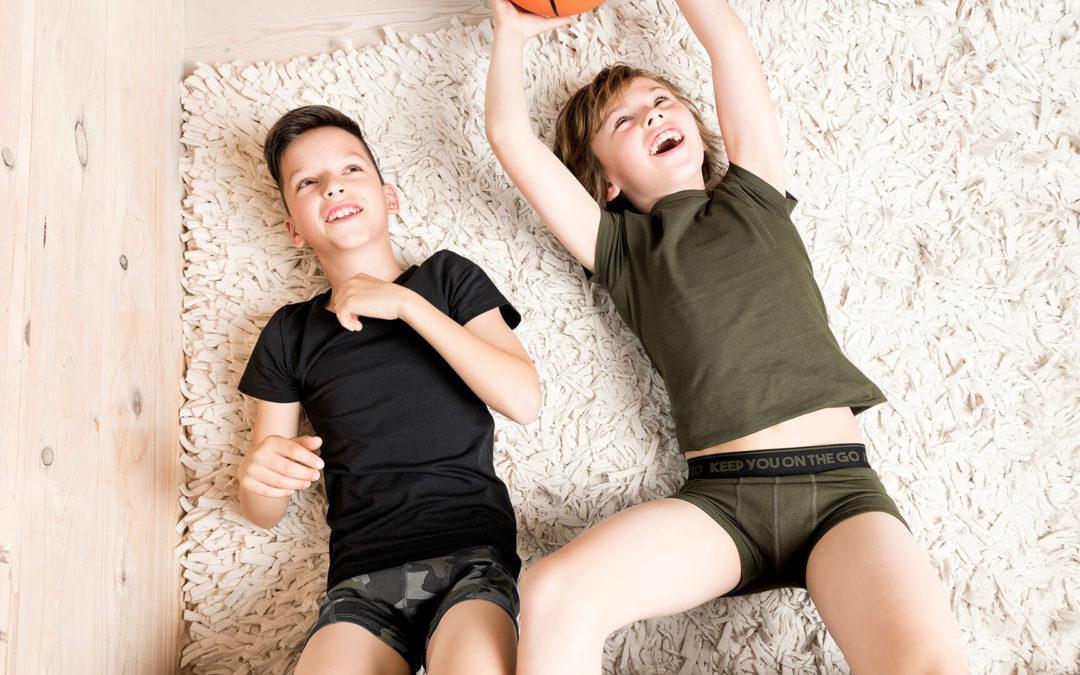 Jungen Unterhosen